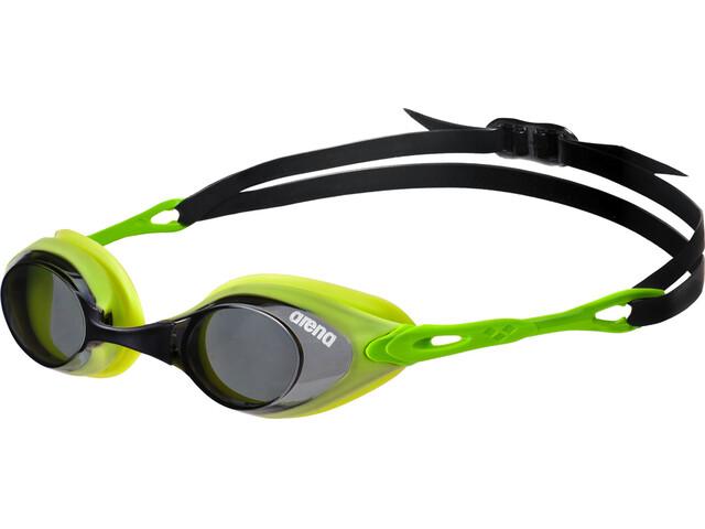 arena Cobra - Gafas de natación - verde/negro